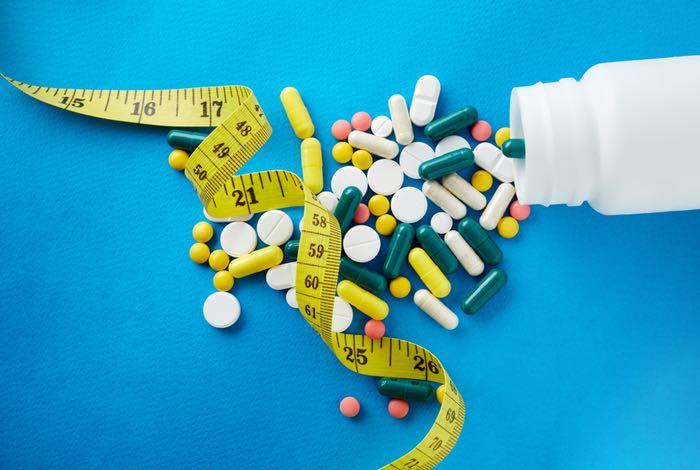 Diätpillen und ihre Risiken
