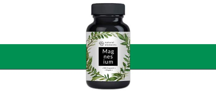 natural elements premium magnesium citrat