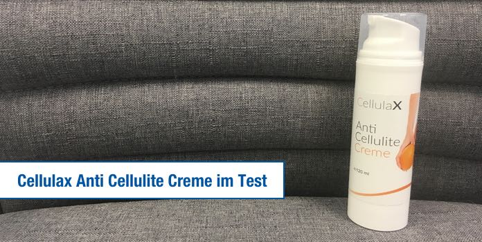 cellulax creme test