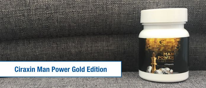 ciraxin man power gold edition